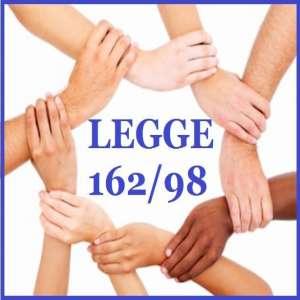 L.162/98-CONSEGNA COMUNICAZIONI FINANZIAMENTO MAGGIO-DICEMBRE 2021