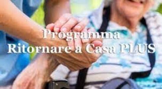 Progetto RITORNARE A CASA PLUS Avviso Pubblico